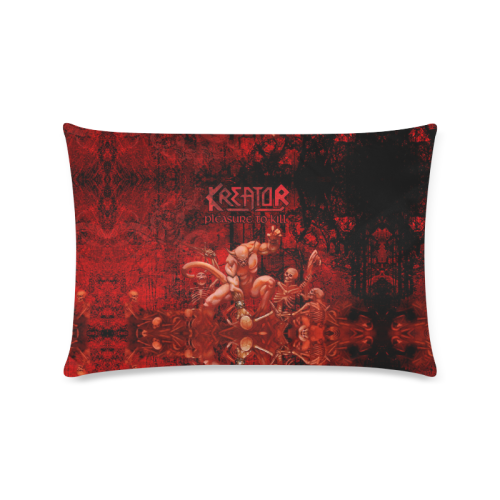 Kreator #2 - Pillow Cover-MyStorify
