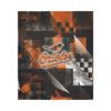 "MLB - Baltimore Orioles Cotton Linen Wall Tapestry 51""x 60""-MyStorify"
