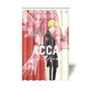 ACCA: 13-Territory Inspection Dept. - Shower Curtain-MyStorify
