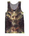 All Over Print Hoodie/Tee/Sweatshirt/Tank Top - Behemoth - TheSevenShop