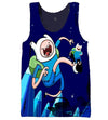 Adventure Time #4 - 3D Hoodie, T shirt, Sweatshirt, Tank Top - MyStorify