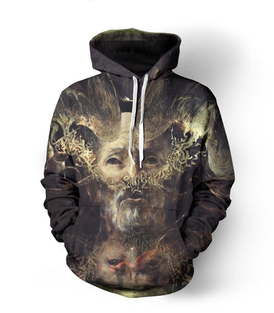 All Over Print Hoodie/Tee/Sweatshirt/Tank Top - Behemoth #1 - TheSevenShop