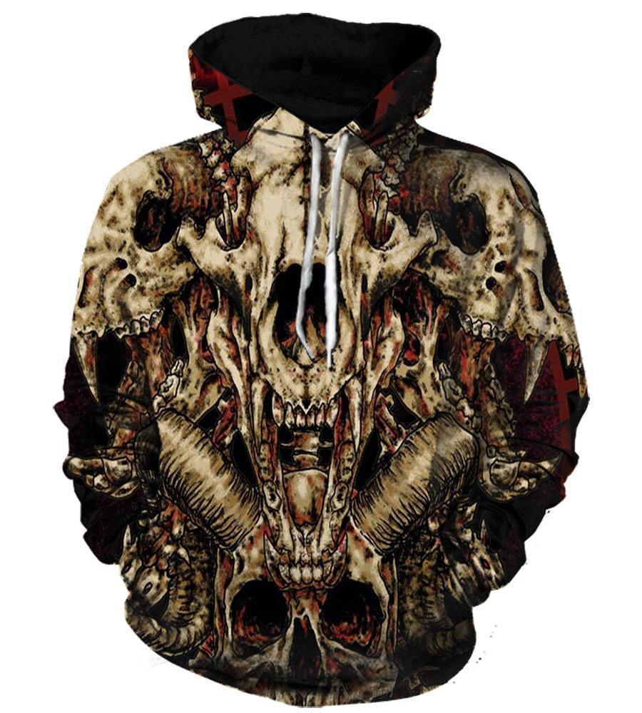 As I Lay Dying #3 - 3D Hoodie, T shirt, Sweatshirt, Tank Top