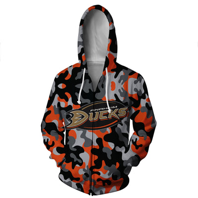 Anaheim Ducks #2 - 3D Hoodie, T shirt, Sweatshirt, Tank Top - MyStorify