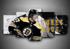 Boston Bruins - Torey Krug - 5-Piece Canvas Wall Art - MyStorify