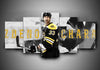 Boston Bruins - Zdeno Chára - 5-Piece Canvas Wall Art - MyStorify