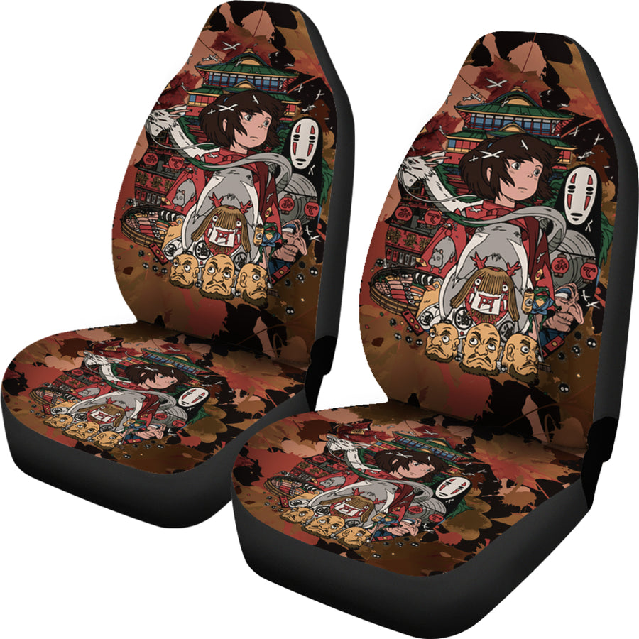 Spirited Away - Car Seat Covers (2pc Set)-MyStorify