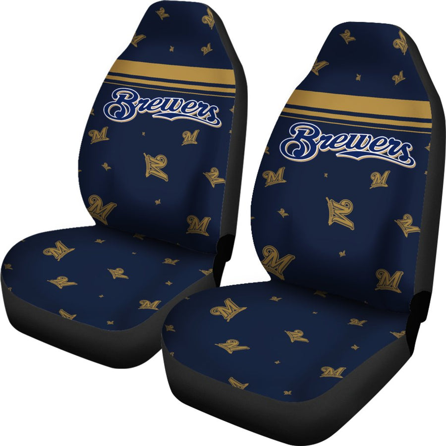 Surprising Milwaukee Brewers Luggage Cover Mystorify Gmtry Best Dining Table And Chair Ideas Images Gmtryco