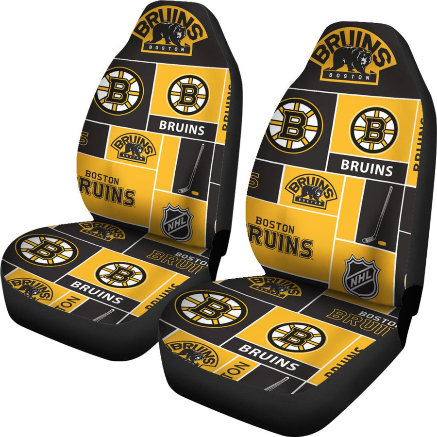 Boston Bruins #3 - Car Seat Covers - MyStorify