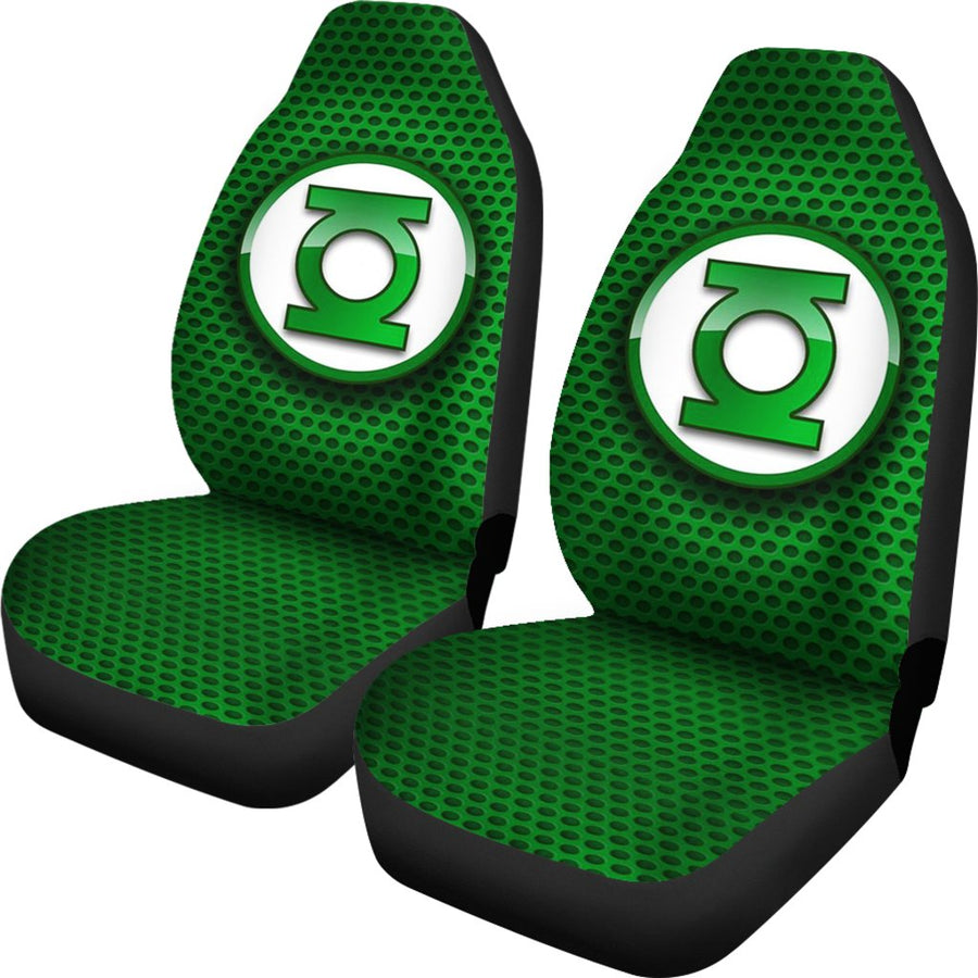 Green Lantern (2 Styles) - Car Seat Covers (2pc Set)