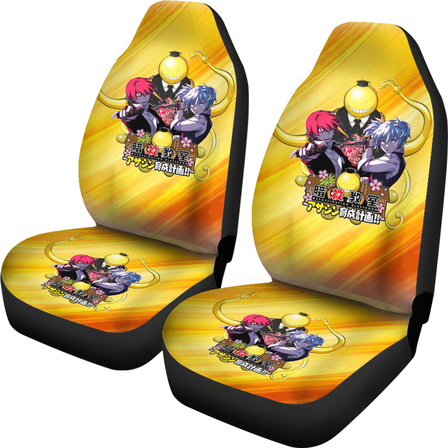 Assassination Classroom - Car Seat Covers (2pc Set)