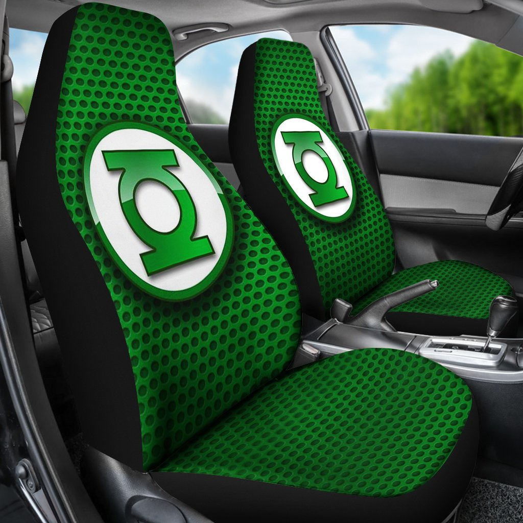 Seat Covers Green Lantern Car Bed Wwwmiifotoscom