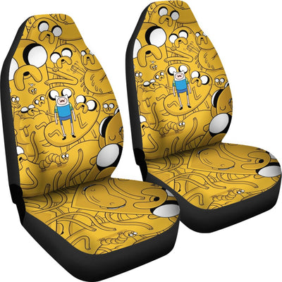 Adventure Time #1 - Car Seat Covers (2pc Set)-MyStorify