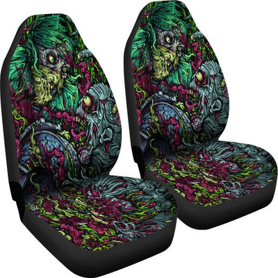 Aborted (4 Styles) - Car Seat Covers (2pc Set)-MyStorify