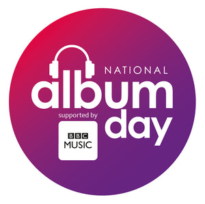 National Album Day – 13th October 2018