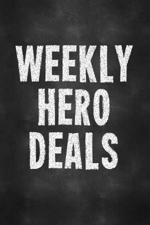 Weekly Hero Deals