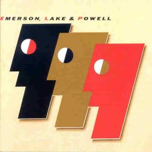 Lake and Powell Emerson - Emerson, Lake and Powell Audio CD