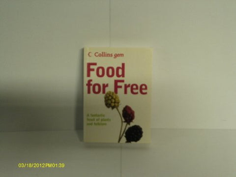 Richard Mabey - Food For Free