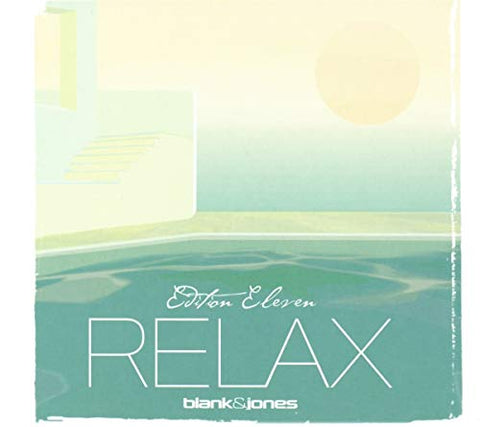 Blank and Jones - Relax Edition 11 (Eleven) Audio CD