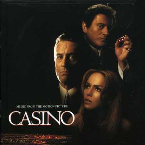 Casino Audio CD