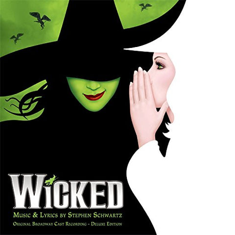 Wicked 10th Anniversary (Deluxe) Audio CD