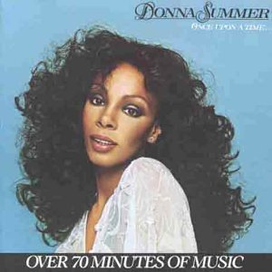 Donna Summer - Once Upon a Time... Audio CD