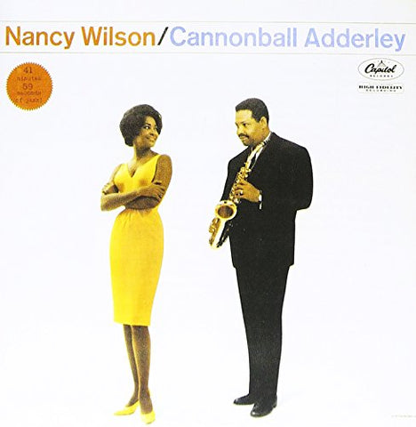 Cannonball Adderley - Nancy Wilson/Cannonball Adderley Audio CD