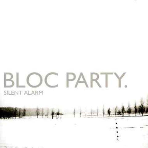 Bloc Party - Silent Alarm Audio CD