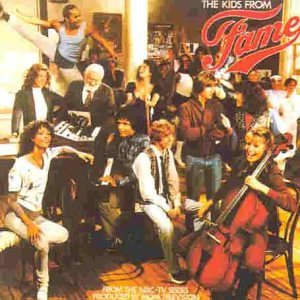The Kids from Fame Audio CD