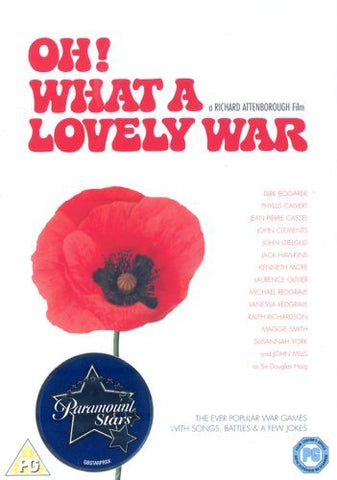 Oh! What a Lovely War: The Special Collectors Edition [DVD] [1969]
