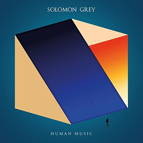 Solomon Grey - Human Music Audio CD