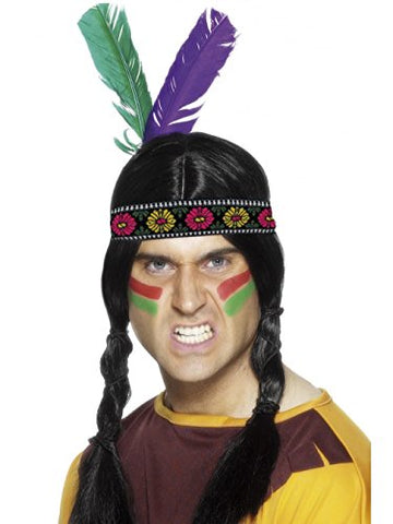 Smiffys Indian Fancy Dress Headband