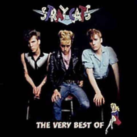 Stray Cats - The Very Best Of Stray Cats Audio CD