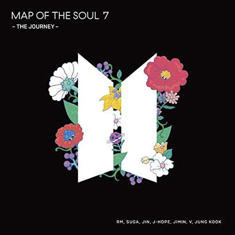 BTS - Maps of the Soul Sent Sameday* AUDIO CD