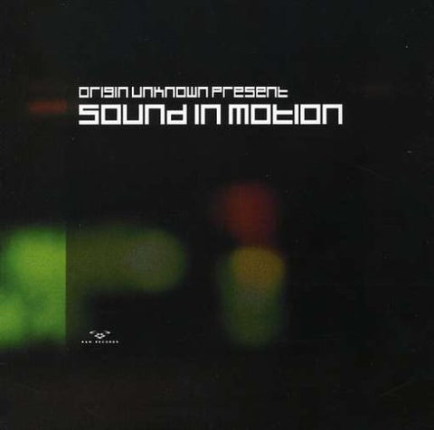 Sound In Motion Audio CD
