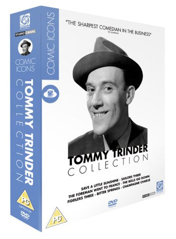 Tommy Trinder Collection [DVD]