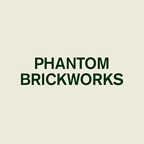 Bibio - Phantom Brickworks Audio CD