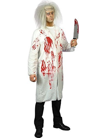 Bloody Doctors Coat (adult size) - Medium