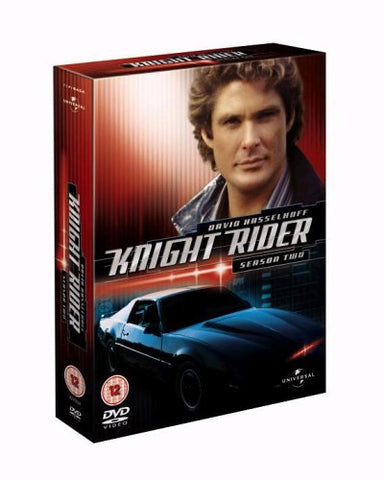 Knight Rider: Series 2 [DVD]
