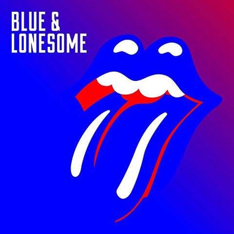 Rolling stones - Blue and Lonesome (Jewel Case) Sent Sameday* Audio CD