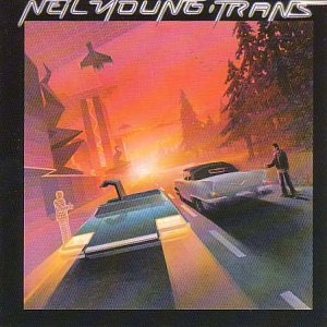 Neil Young - Trans Audio CD