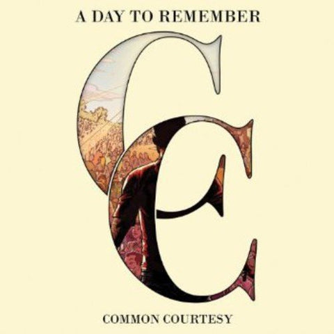 A Day To Remember - Common Courtesy Audio CD