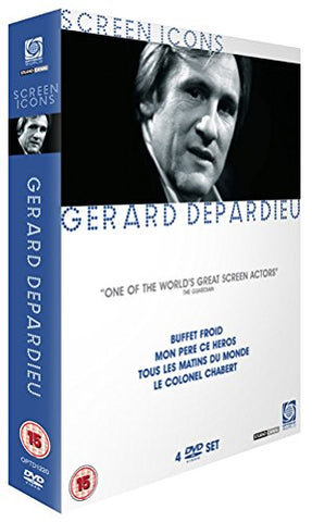 Gerard Depardieu (Screen Icons) [DVD]