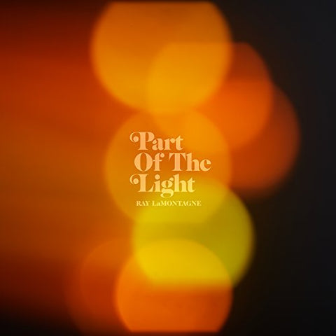 Ray Lamontagne - Part Of The Light Audio CD