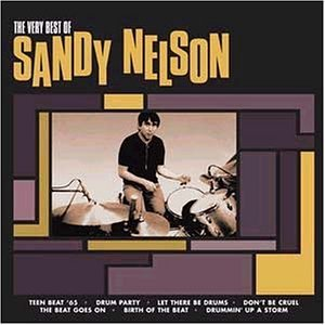 Sandy Nelson - The Very Best Of Sandy Nelson Audio CD