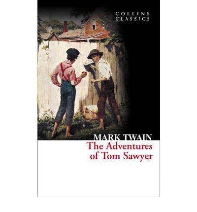(The Adventures of Tom Sawyer) By Mark Twain (Author) Paperback on (Jan , 2011)