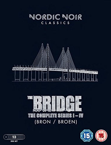 The Bridge: Season 1-4