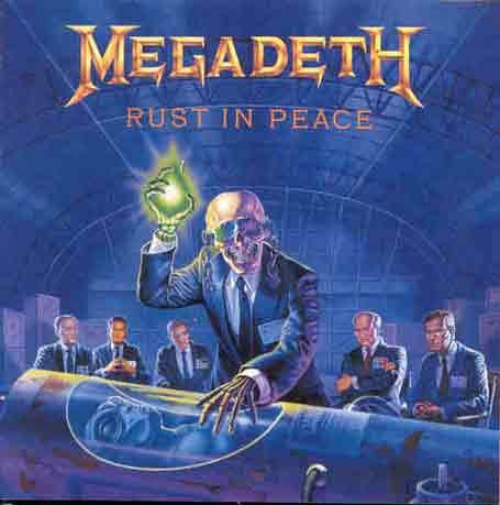 Megadeth - Rust In Peace Audio CD