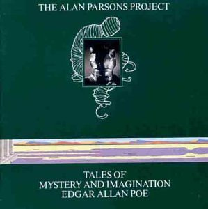 The Alan Parsons Project - Tales Of Mystery And Imagination Audio CD