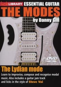 Lick Library: The Modes - Lydian (Steve Vai) DVD